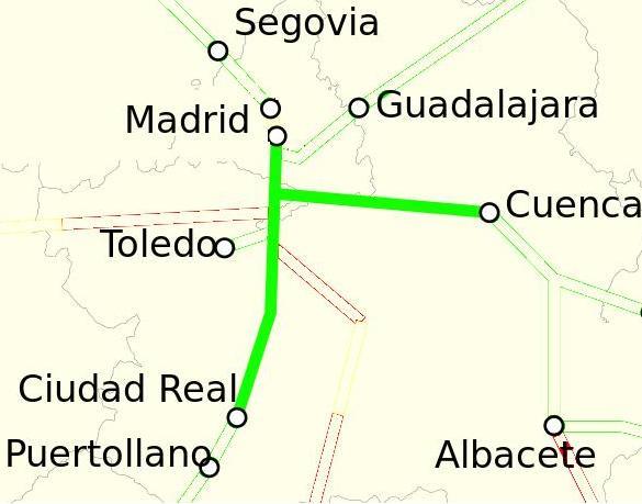 Billetes Ave Ciudad Real Cuenca
