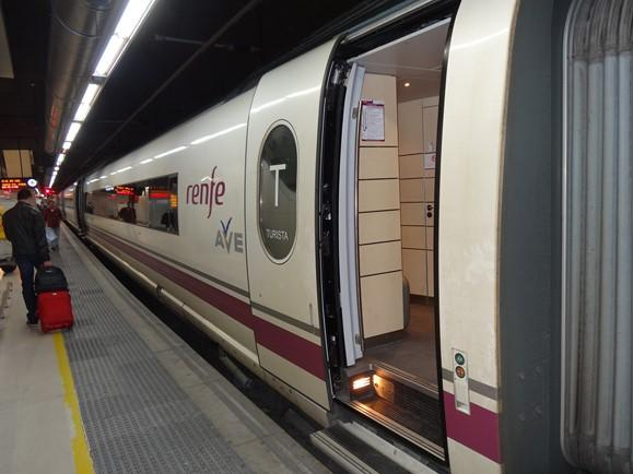 Ave Madrid Alicante Trenes