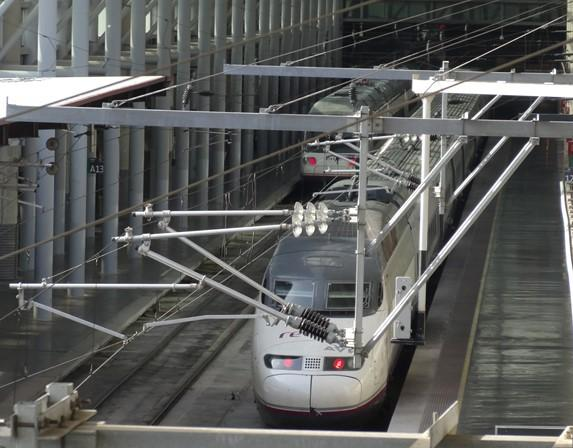 Ave Madrid Zaragoza Trenes