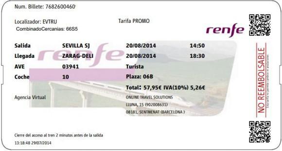 vuelos baratos sevilla zaragoza: