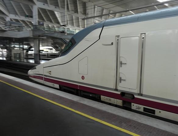 Tren Ave Madrid Cuenca