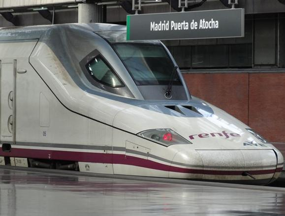Tren Ave Madrid Girona