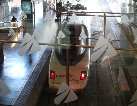 Tren Ave Madrid Guadalajara
