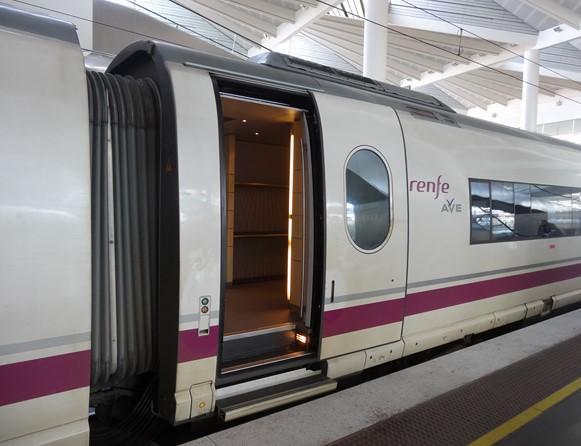 Tren Ave Madrid Tarragona