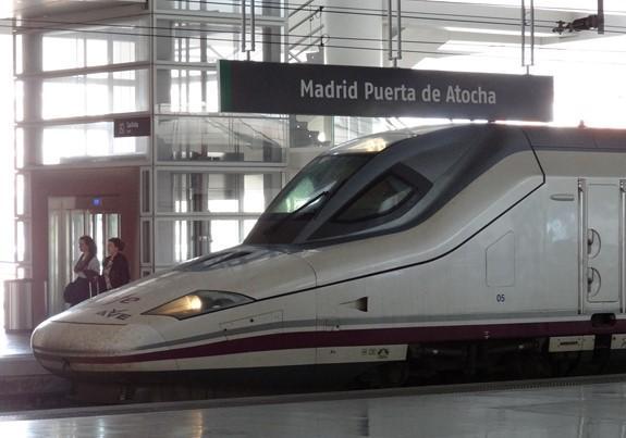 Ave Zaragoza Madrid