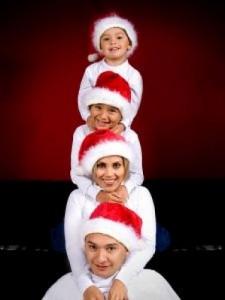 Estas Navidades billetes Ave gratis para los niños.