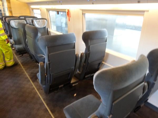 Los viajeros del Ave podrán elegir los menús a bordo para el próximo otoño