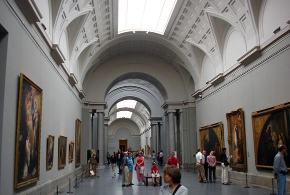 Viaja a Madrid en trenes Ave y disfruta de los museos de la capital