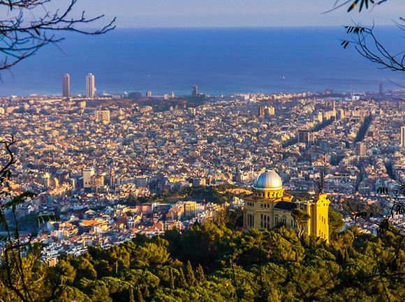 Barcelona entre las 15 mejores ciudades del mundo