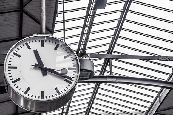 Los trenes AVE entre los más puntuales del mundo