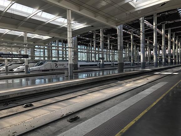 Los trenes AVE Madrid Alicante superan los dos millones de viajeros en los 4 años que llevan en funcionamiento