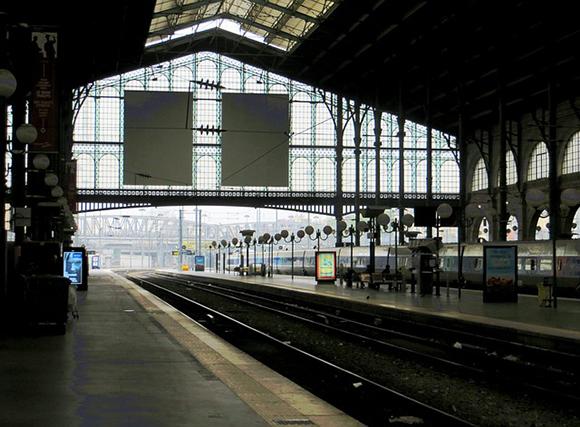 En lo que va de año 2017 ha aumentado la venta de billetes para los trenes AVE Barcelona París un 13%