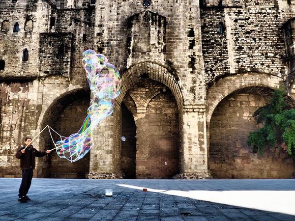 Termina el verano 2017 haciendo un viaje con trenes AVE a Barcelona para conocer el Barrio Gótico de esta ciudad