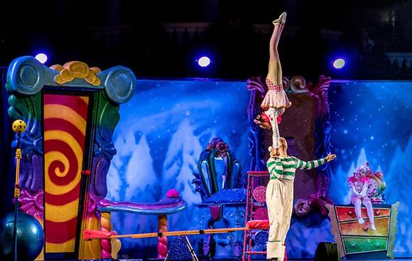 Con trenes AVE disfruta del Circo del Sol en 2017 y 2018