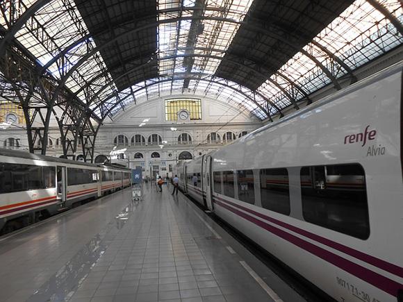 En 2019 entrará en servicio comercial el tren EVA Madrid Barcelona