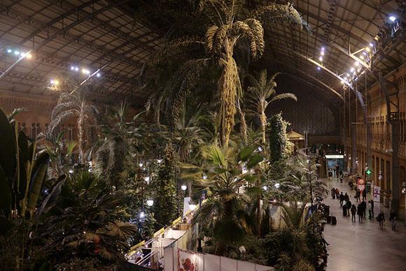 En 2023 estará ampliada la estación de trenes AVE de Atocha