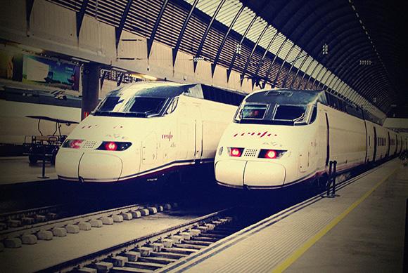Las valoraciones que los usuarios dan a los trenes AVE hasta 2016