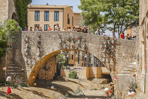 Disfruta del Temps de Flors 2018 en Girona viajando en trenes AVE