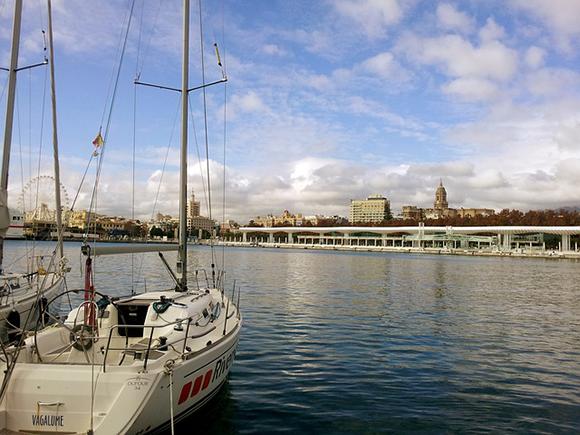 Billetes de trenes AVE baratos a Málaga en agosto 2018