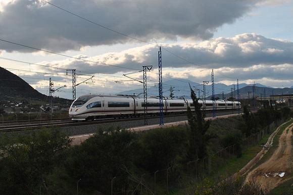 Crecen los usuarios del AVE Madrid Málaga hasta junio 2018