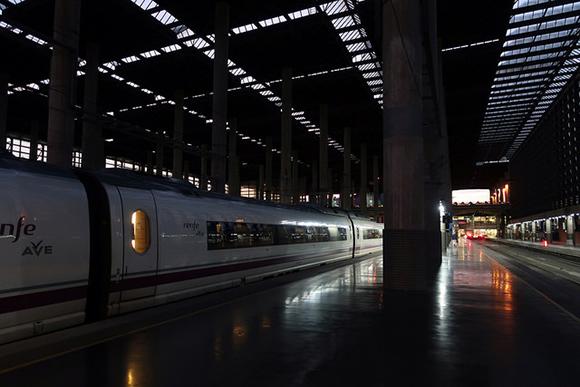 6 meses en julio 2018 del tren AVE de Castellón