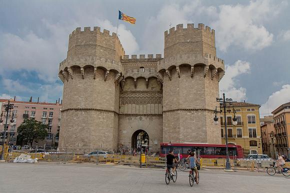 Billetes de trenes AVE baratos a Valencia en septiembre 2018