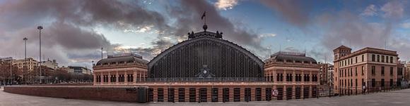 Mejoras 2018 en la estación de trenes AVE Madrid Puerta de Atocha