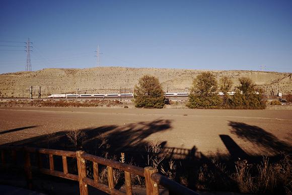 Demanda de los trenes AVE Valladolid Segovia Madrid hasta 2018