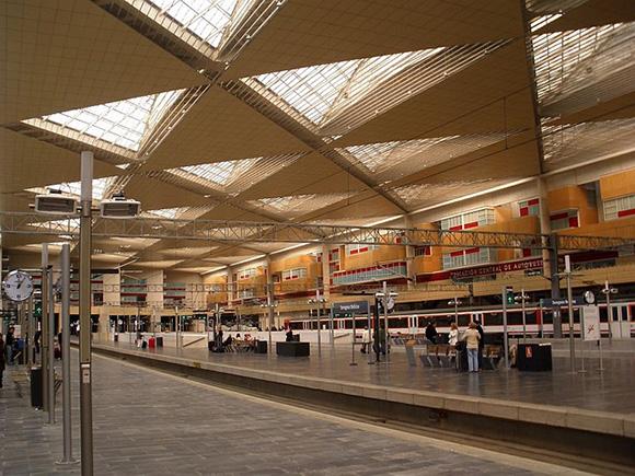 35 millones de billetes de trenes AVE a Zaragoza hasta 2018