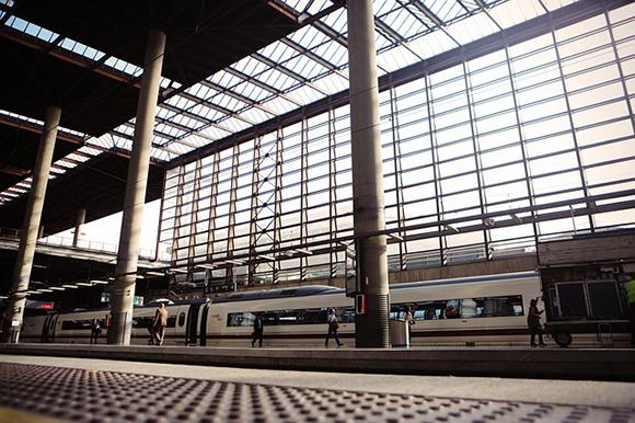 En septiembre 2018 los viajeros de trenes AVE crecieron un 3,3%